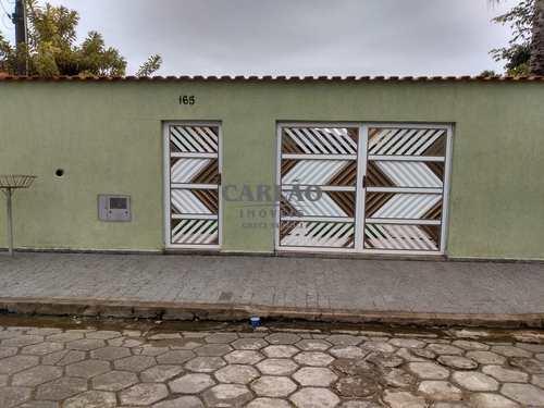 Casa, código 352730 em Mongaguá, bairro Vila Oceanopolis