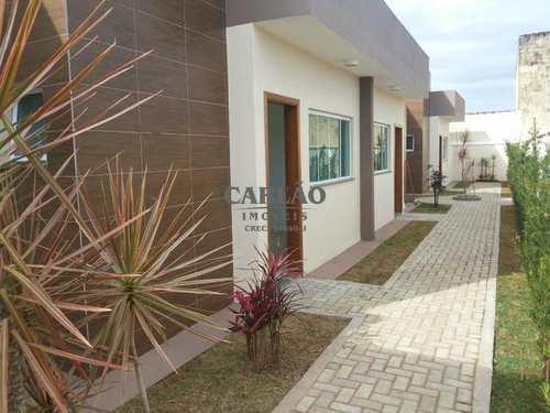 Casa de Condomínio, código 352738 em Itanhaém, bairro Cibratel II