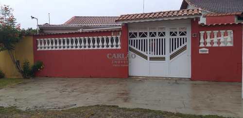 Casa, código 352741 em Itanhaém, bairro Balneário Campos Elíseos