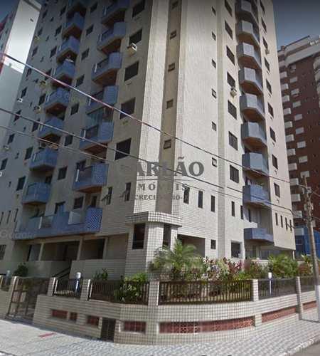 Apartamento, código 352744 em Praia Grande, bairro Aviação