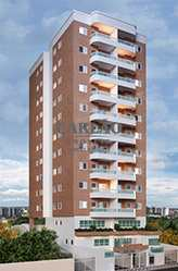 Apartamento, código 352767 em Praia Grande, bairro Aviação