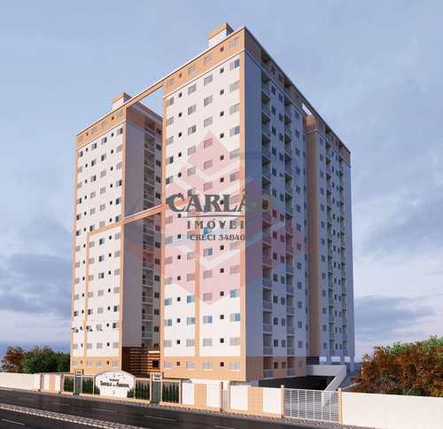 Apartamento, código 352781 em Praia Grande, bairro Aviação