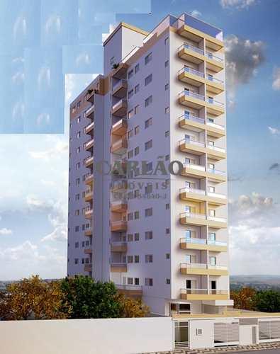 Apartamento, código 352783 em Praia Grande, bairro Caiçara