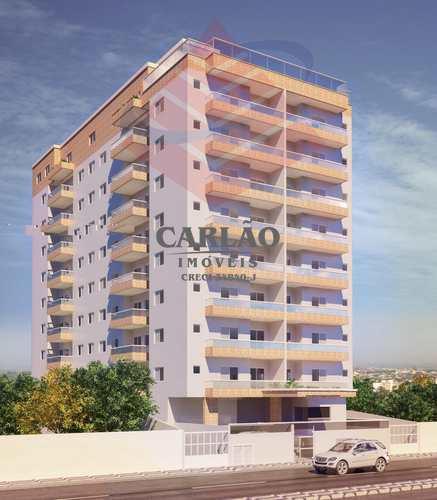 Apartamento, código 352785 em Praia Grande, bairro Guilhermina