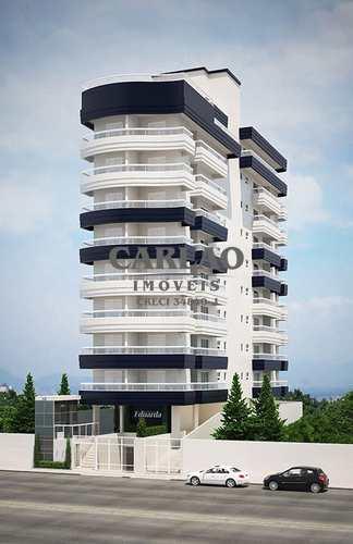 Apartamento, código 352797 em Praia Grande, bairro Guilhermina