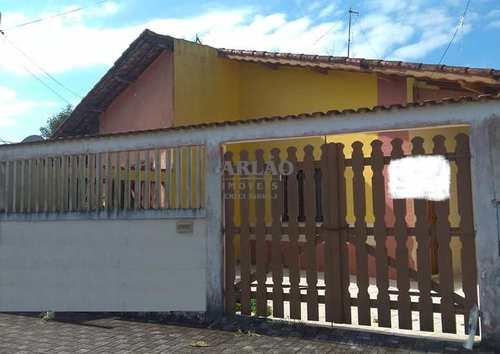 Casa, código 352822 em Mongaguá, bairro Agenor de Campos