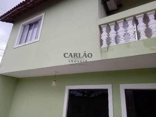 Sobrado de Condomínio, código 352834 em Mongaguá, bairro Vila Oceanopolis