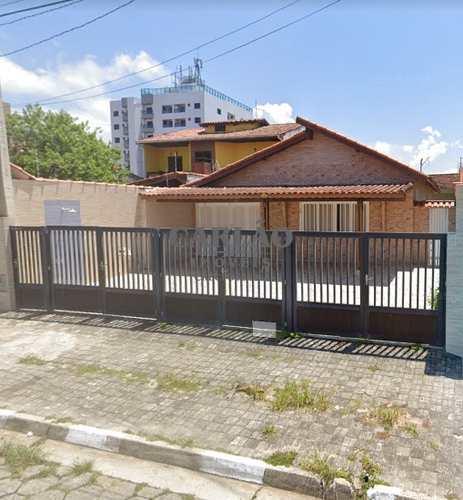 Casa, código 352836 em Mongaguá, bairro Itaóca