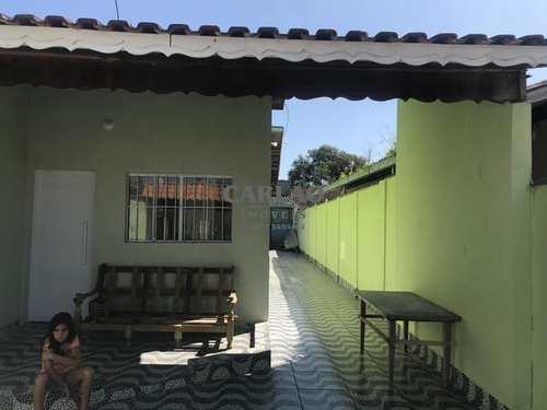 Sobrado, código 352862 em Mongaguá, bairro Itaguaí