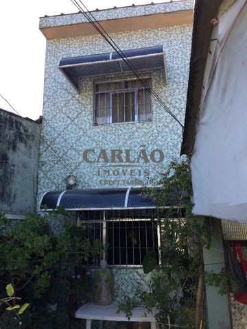 Sobrado, código 352867 em Mongaguá, bairro Balneário Samas