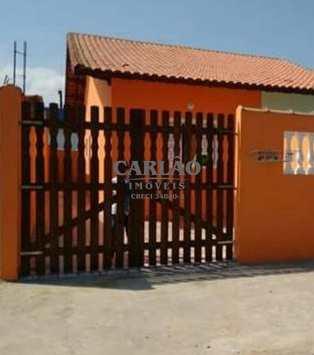 Casa, código 352870 em Mongaguá, bairro Jussara