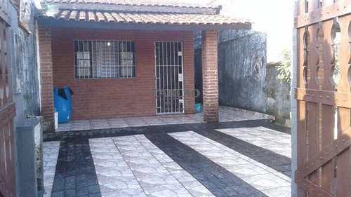 Casa, código 352890 em Mongaguá, bairro Jussara