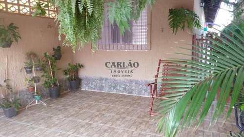 Casa, código 352895 em Mongaguá, bairro Agenor de Campos