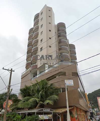 Apartamento, código 352896 em Mongaguá, bairro Centro