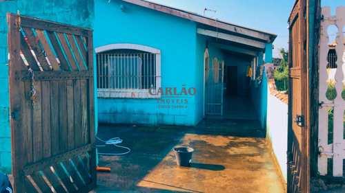 Casa, código 352904 em Itanhaém, bairro Campos Elíseos