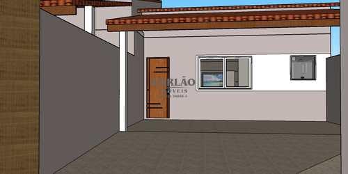 Casa, código 352915 em Mongaguá, bairro Jardim Aguapeu
