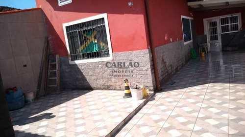 Casa, código 352918 em Mongaguá, bairro Vila Atlântica