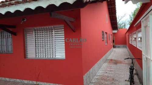 Casa, código 352919 em Mongaguá, bairro Flórida Mirim