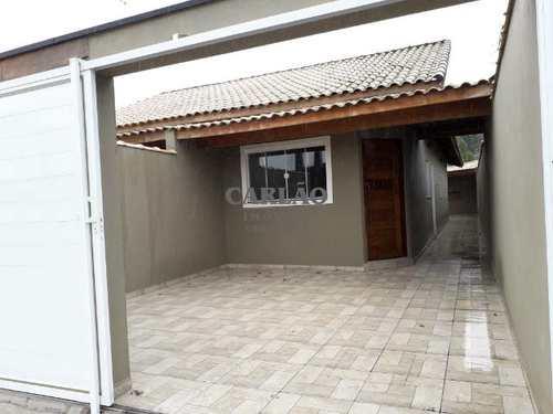 Casa, código 352930 em Itanhaém, bairro Vila Nova Itanhaem