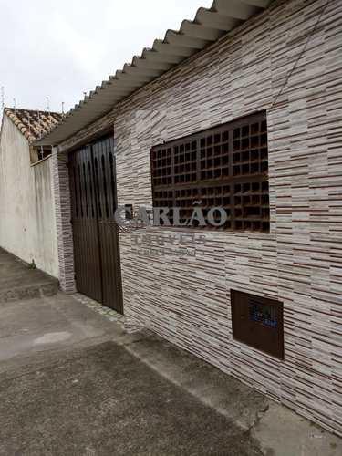 Casa, código 352934 em Itanhaém, bairro Vila Nova Itanhaem