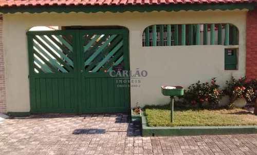 Casa, código 352955 em Mongaguá, bairro Flórida Mirim