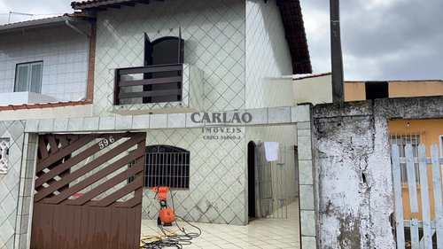 Sobrado, código 352959 em Mongaguá, bairro Agenor de Campos