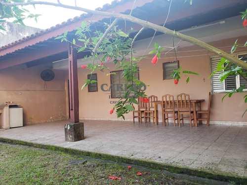Casa, código 352961 em Mongaguá, bairro Balneário Itaguai