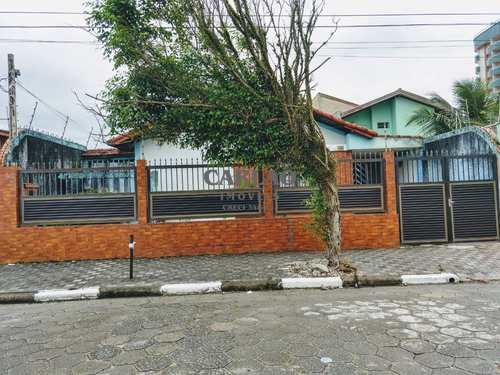 Casa, código 352963 em Mongaguá, bairro Centro