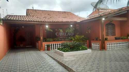 Casa, código 352965 em Itanhaém, bairro Gaivotas