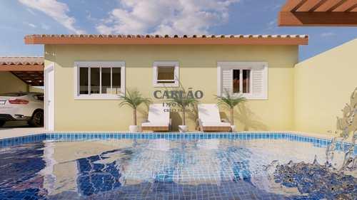 Casa, código 352967 em Itanhaém, bairro Balneário Oásis