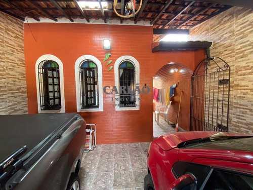 Casa, código 352984 em Mongaguá, bairro Vila Atlântica
