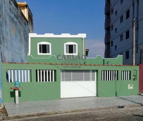 Sobrado, código 352985 em Mongaguá, bairro Agenor de Campos