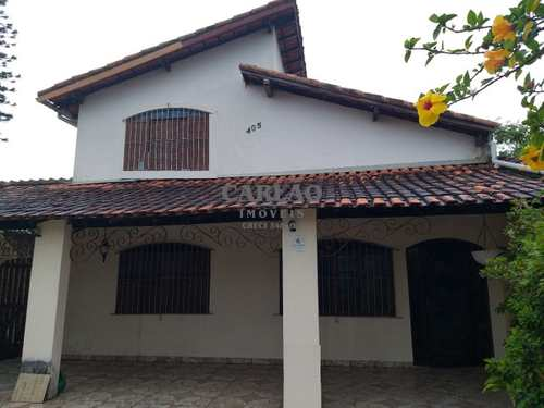Sobrado, código 352990 em Itanhaém, bairro Vila Nova Itanhaem