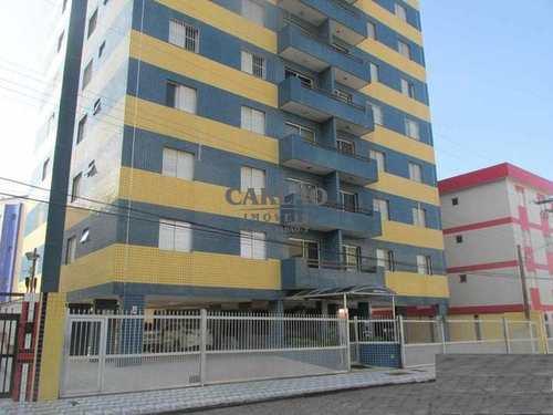 Apartamento, código 353000 em Mongaguá, bairro Centro