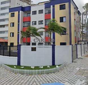 Apartamento, código 353005 em Mongaguá, bairro Jardim Praia Grande