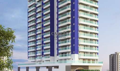 Apartamento, código 353009 em Praia Grande, bairro Aviação