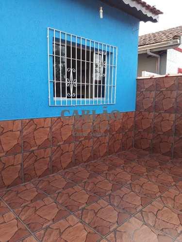 Casa, código 353014 em Mongaguá, bairro Vila Atlântica