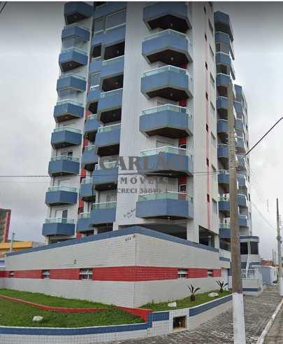 Apartamento, código 353019 em Mongaguá, bairro Jardim Praia Grande
