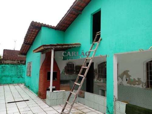 Casa, código 353043 em Mongaguá, bairro Itaóca