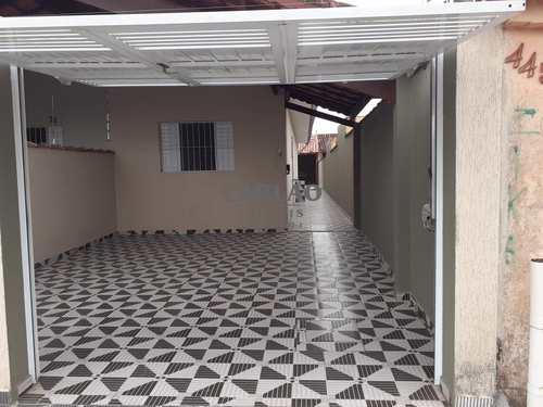Casa, código 353059 em Mongaguá, bairro Vila Oceanopolis