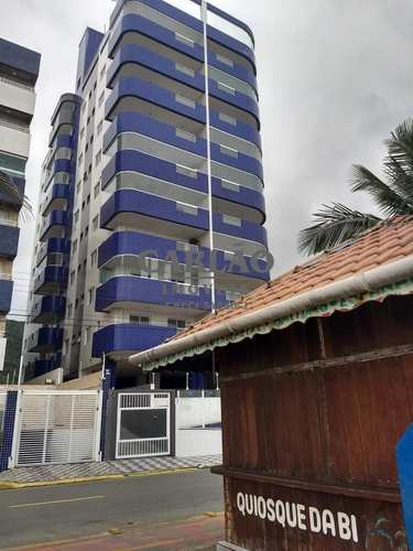Apartamento, código 353064 em Mongaguá, bairro Jardim Marina