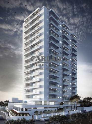 Apartamento, código 353082 em Praia Grande, bairro Caiçara