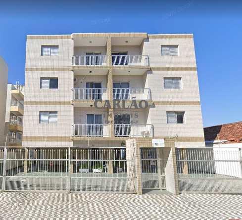 Apartamento, código 353088 em Praia Grande, bairro Caiçara