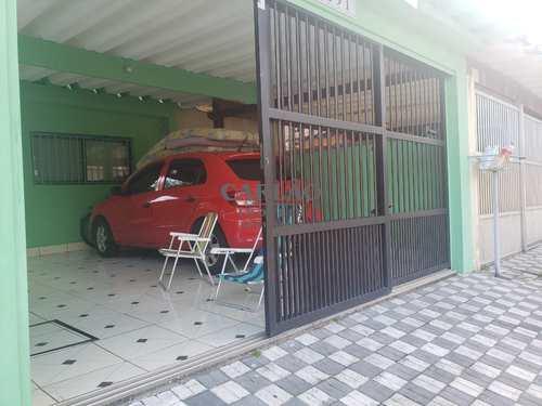 Casa, código 353099 em Mongaguá, bairro Balneário Itaóca
