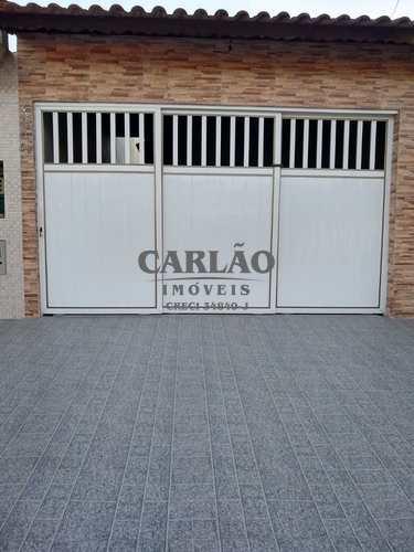 Casa, código 353104 em Mongaguá, bairro Agenor de Campos