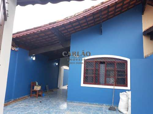 Casa, código 353121 em Mongaguá, bairro Vila Atlântica
