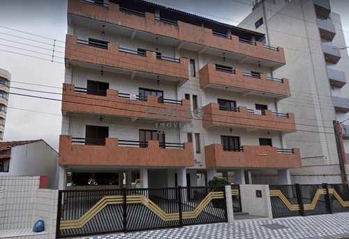 Apartamento, código 353122 em Mongaguá, bairro Agenor de Campos