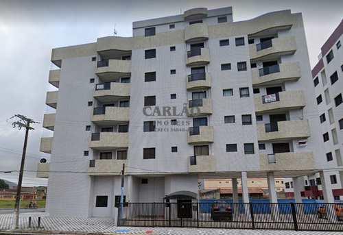 Apartamento, código 353131 em Mongaguá, bairro Vila Dinopolis