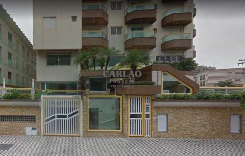 Apartamento, código 353142 em Praia Grande, bairro Caiçara