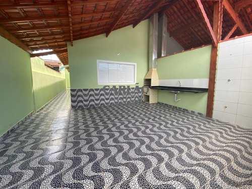 Casa, código 353148 em Mongaguá, bairro Agenor de Campos